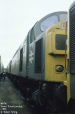 40128 and 40007 at Severn Tunnel Junction