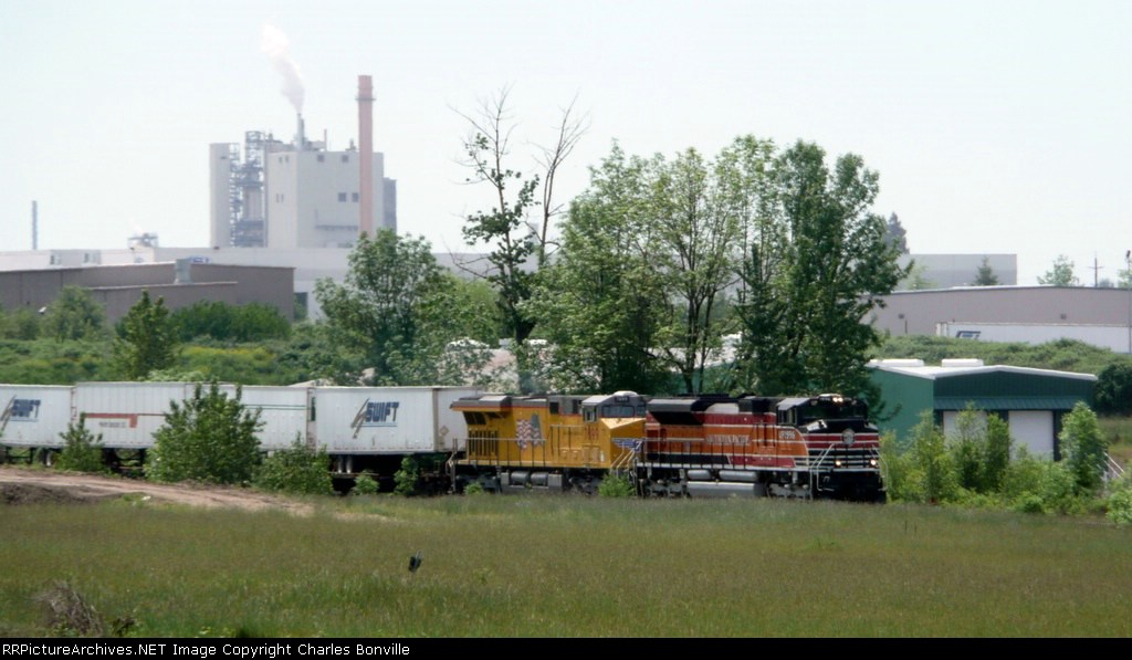The Z and the Paper Mill
