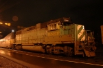 BNSF 2092 on Amtrak Cascades #500