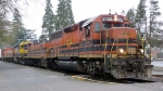 GP40-2s and Slugs