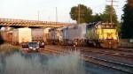 PNWR Westsider at Dawn