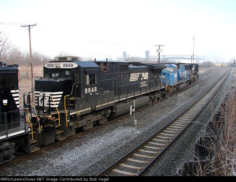 NS 8848