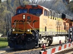 BNSF 7789 finally heads for home