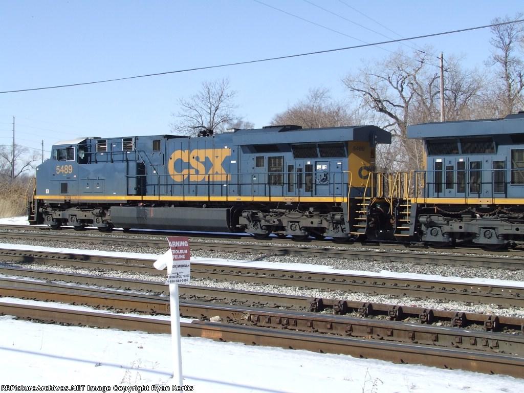 CSX 5489