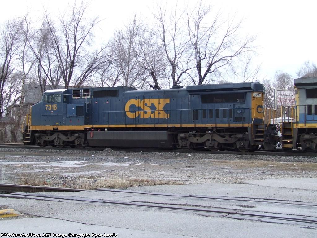 CSX 7315