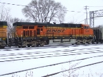 BNSF 5884