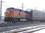 BNSF 4672