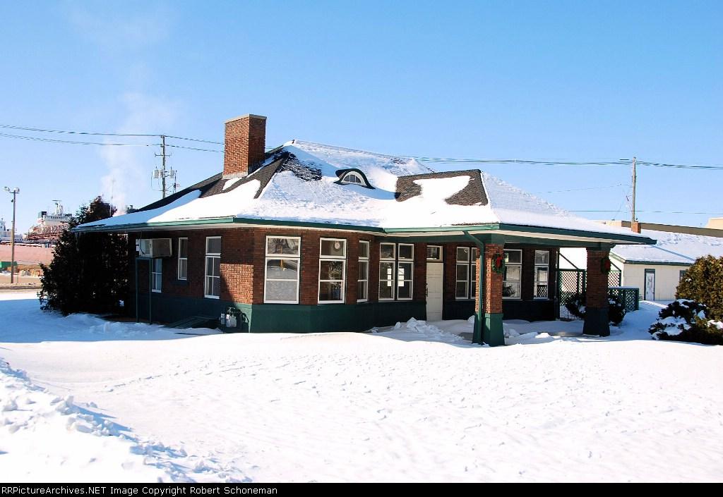 A&W GBW Depot  2-11-08