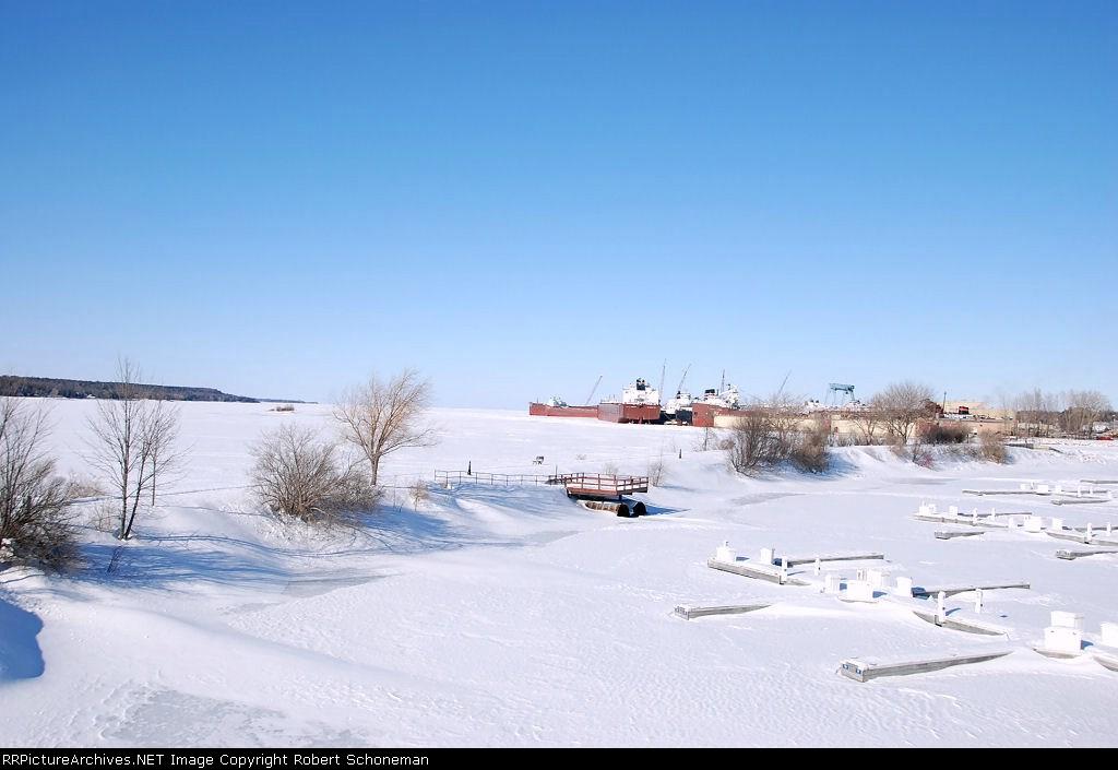 2008 Winter Lay-up  C