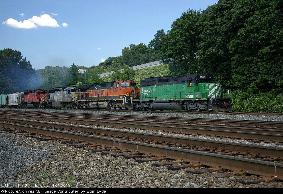 BNSF Action
