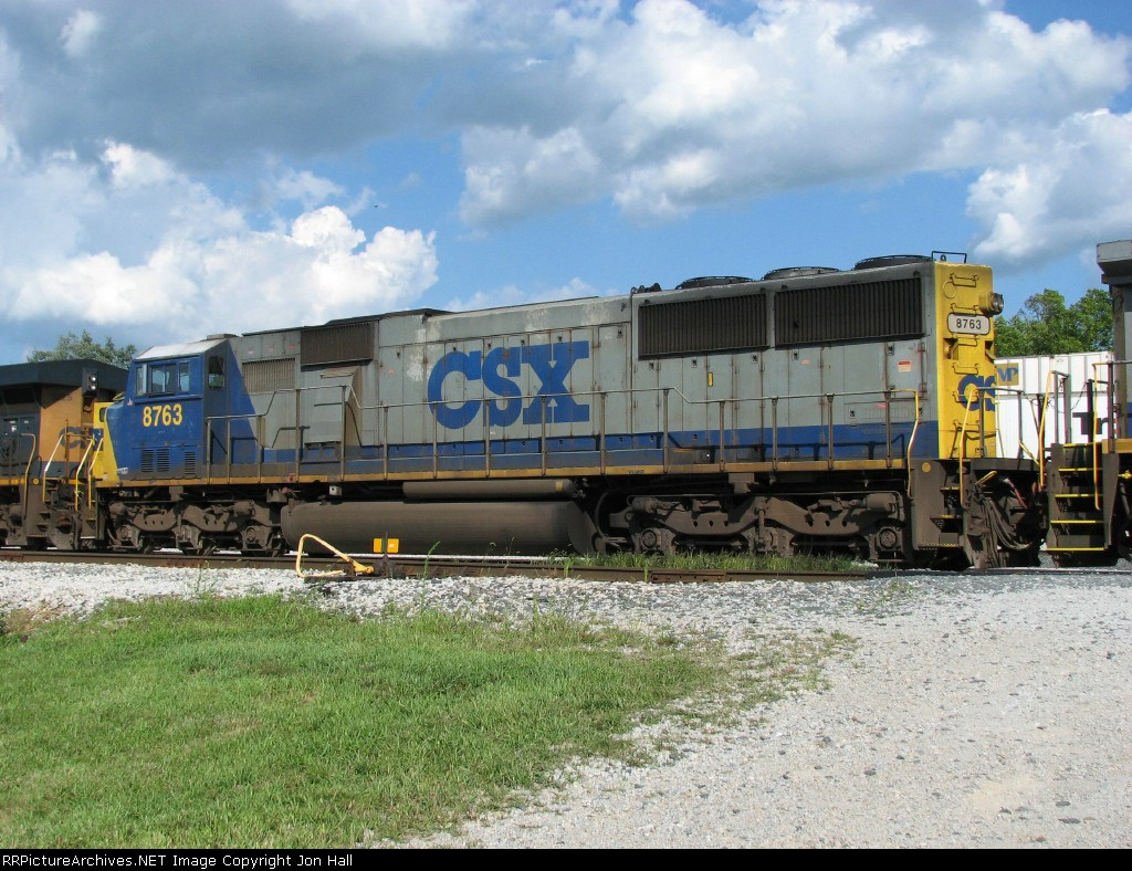 CSX 8763