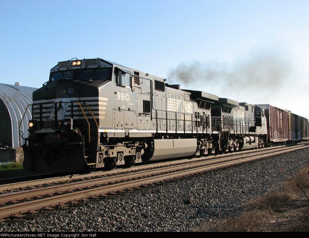 NS 9910 & 9077