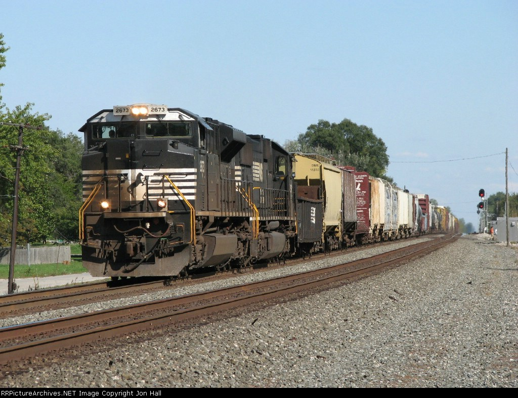 2673 & 2542 lead 19A away from CP358