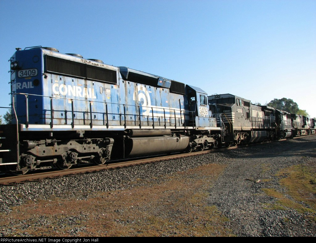 NS 3409, 8356 & 7039