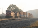 CP 8600 & 9559 roll west with 25T