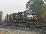 NS 9468 leads 10R eastward through CP437