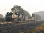 NS 2771 & 8461 head west with 23M