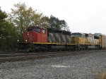 CN 5245 & UP 2516