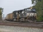 NS 9039 & 9325 head east with empty coal train 559