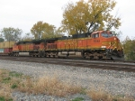 BNSF 5333 & 4965
