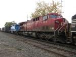 CP 9616 & NS 5360