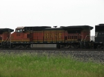 BNSF 854