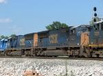 CSX 4704 & 4828