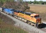 BNSF 5876 & CEFX 1022