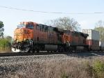 BNSF 7635 & 7534