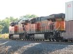 BNSF 7534 & 7635