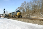 CSX Q118