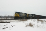 CSX 638 is now in coke train service