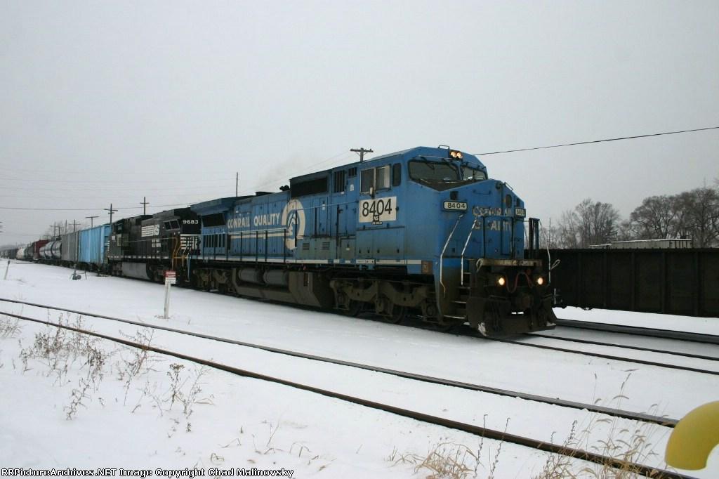 NS 8404 on IHEL