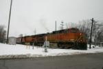 BNSF 4016 Q381
