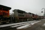 BNSF 604
