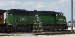 BNSF 8140
