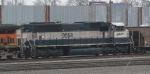 BNSF 9564