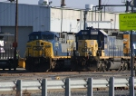 CSX power