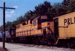 MEC GP38-2 #255