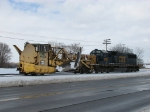 CSX 2492 & CR 64636 making up D008-20