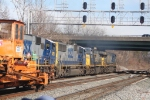 Mixed Freight, Eastbound on the Old Main Line