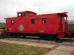 Seaboard Air Line, Steel, Cupola Caboose