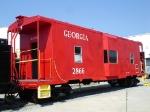 GEORGIA RAILROAD 2866