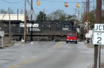 ns 156 runs through state street cayce