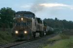 ns 155 with UP's on the point head through cayce