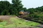 u304 starts through devine with coal loads for wateree