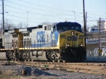 Up Close with CSX 255