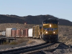 UP 7759 leads an EB manifest (QWCEW West Colton, Ca - Englewood, TX) at 3:46pm