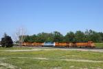 BNSF 4686 on CSX Q381-19