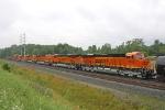 BNSF 7419 on CSX Q381-29
